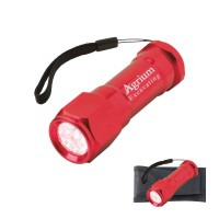 FL02R BOLT Flashlight - 9 LED