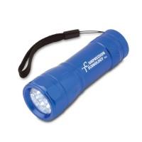 FL15B PALM flashlight - 6 LED - LOT OF 43 PCS