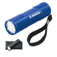 FL27B Curly Flashlight - 9 LED