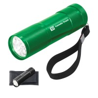 FL27G Curly Flashlight - 9 LED