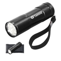 FL27L Curly Flashlight - 9 LED