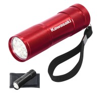 FL27R Curly Flashlight - 9 LED