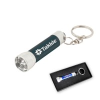 KF100L 5 LED Keychain Flashlight
