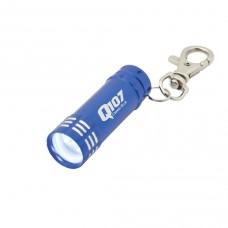 KF102B Stripe 3 LED keychain Flashlight