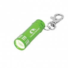 KF102G Stripe 3 LED keychain Flashlight