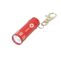 KF102R Stripe 3 LED keychain Flashlight