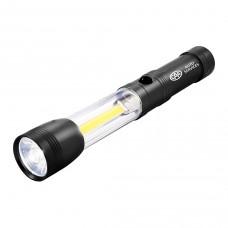 FL34L COB Roadside Safety & Cree Work flashlight - 370 Lumens
