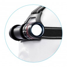HL24: 2 in 1 Headlight with FL24 - 1 Watt 90 Lumens