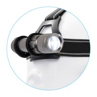 HL26: 2 in 1  Headlight with FL26 - 1 Watt 90 Lumens