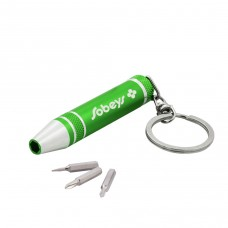 KM402G Screwdriver set Keychain