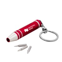 KM402R Screwdriver set Keychain